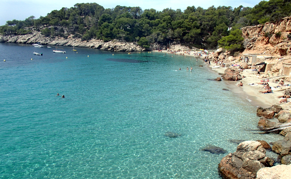 best beaches cala salada