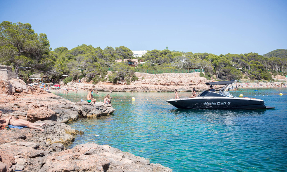 best beaches ibiza gracioneta